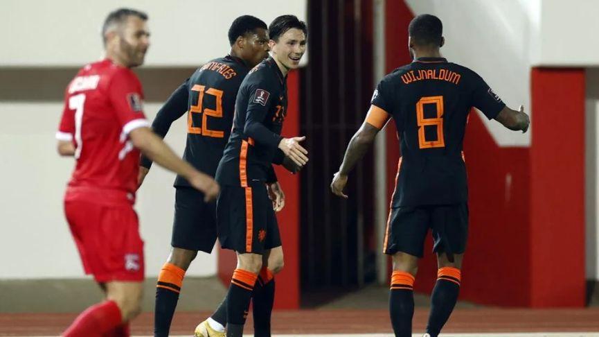"""""""Лалетата"""" разцъфнаха през второто полувреме срещу Гибралтар (видео)"""