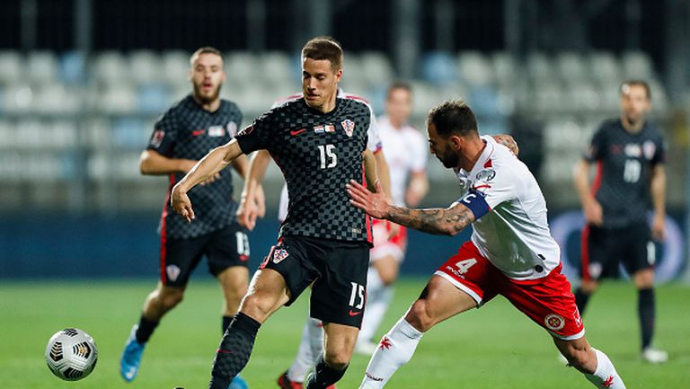 Хърватия - Малта 3:0