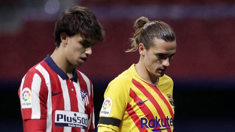 Гризман: Разочарованието в Барселона е голямо