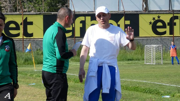 Спартак (Пд) уволни треньора