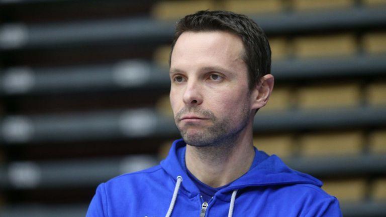 Андрей Жеков: На този етап трудно можем да победим отбора на Нефтохимик