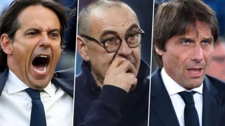 Ето го обновения календар на Лацио, Юве и Интер до края на сезона