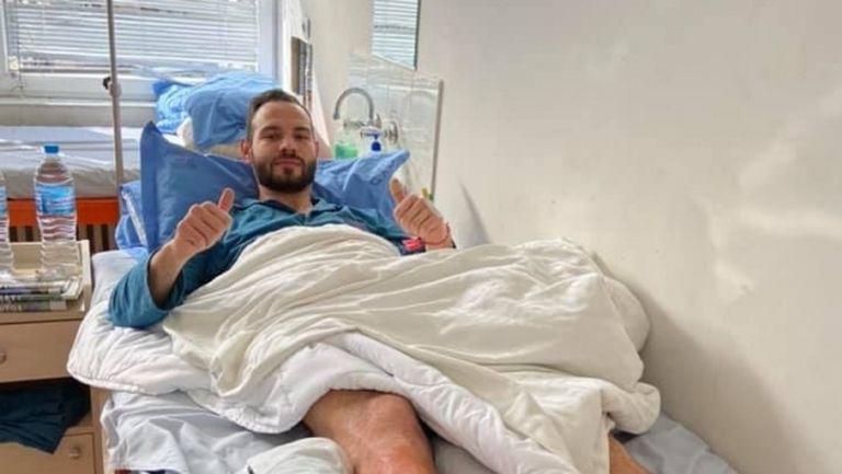Славчев: Ще се върна още по-силен и жаден за успехи