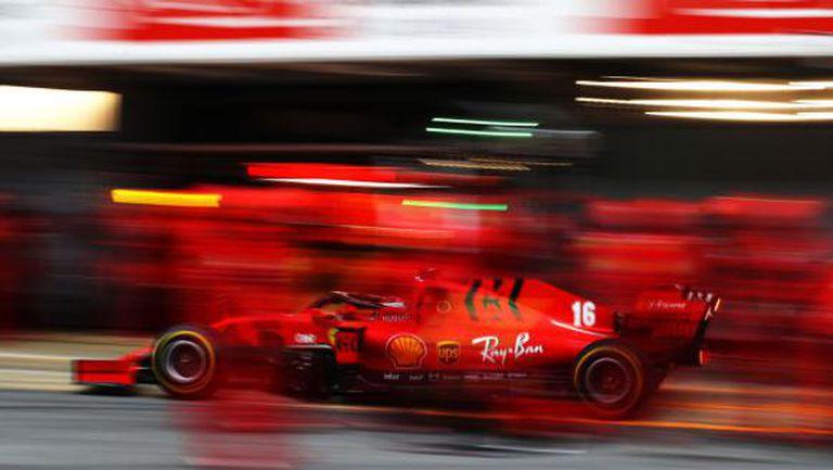 Има вариант Ферари да се откажат рано от борбата този сезон