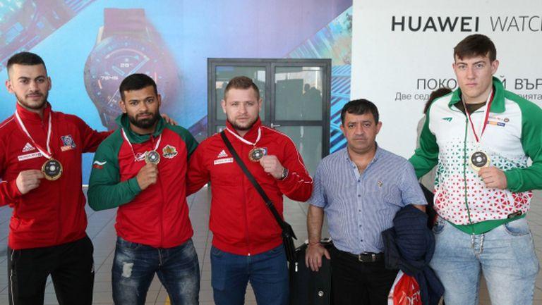 Иван Иванов: Очаквам да спечелим медали и от Европейското