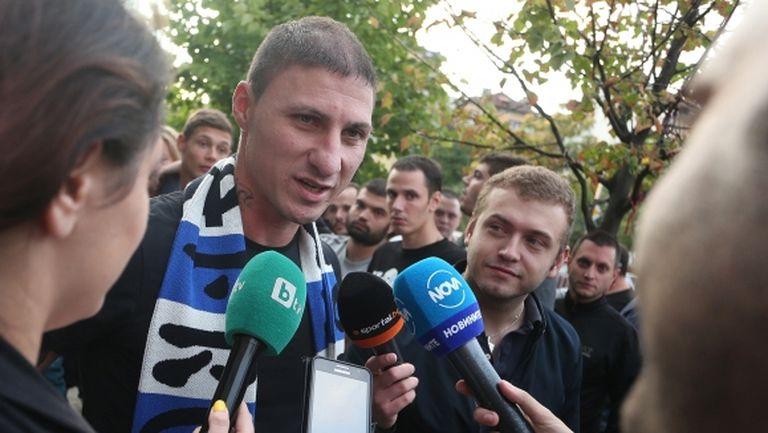 Бивш вратар на Левски влезе в треньорския щаб на Цървена звезда