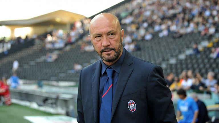 Валтер Дзенга е новият треньор на Каляри