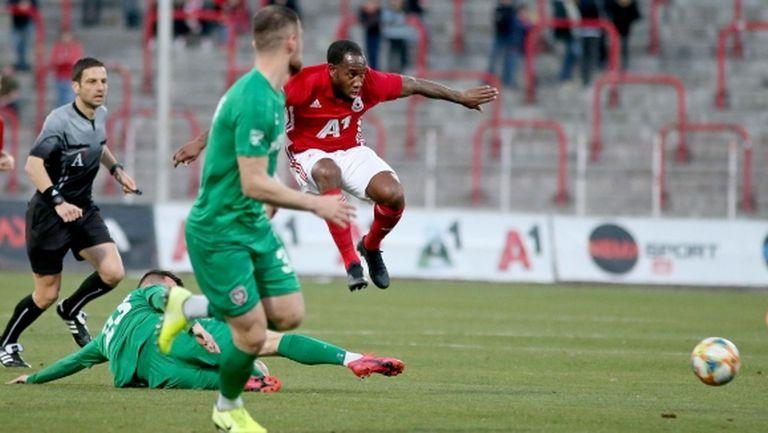 Здравков коментира грешката в 89-ата минута, която класира ЦСКА-София на 1/2-финал за Купата
