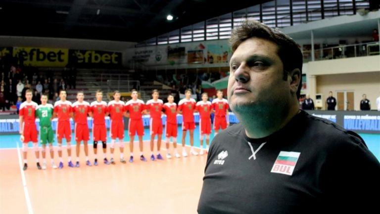 Волейболистите до 18 години срещат Румъния, Норвегия и Украйна в квалификациите за Евро 2020