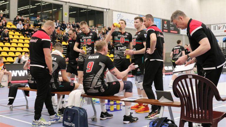 Пламен Константинов и Локомотив (Новосибирск) на полуфинал за Купата на CEV