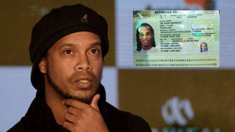 Арестуваха Роналдиньо в Парагвай с фалшив паспорт