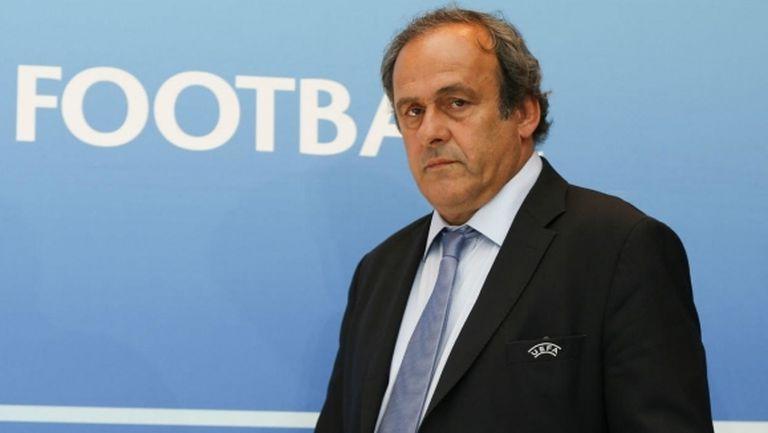 ФИФА продължава да търси 2 милиона от Платини