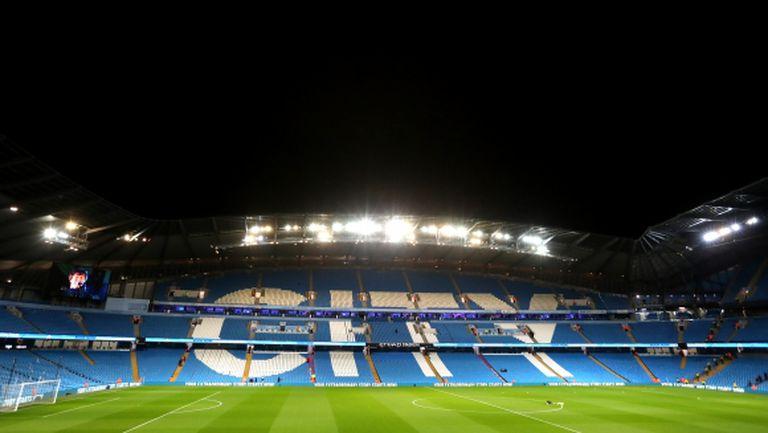 Има възможност Ман Сити да участва в следващото издание на Шампионската лига