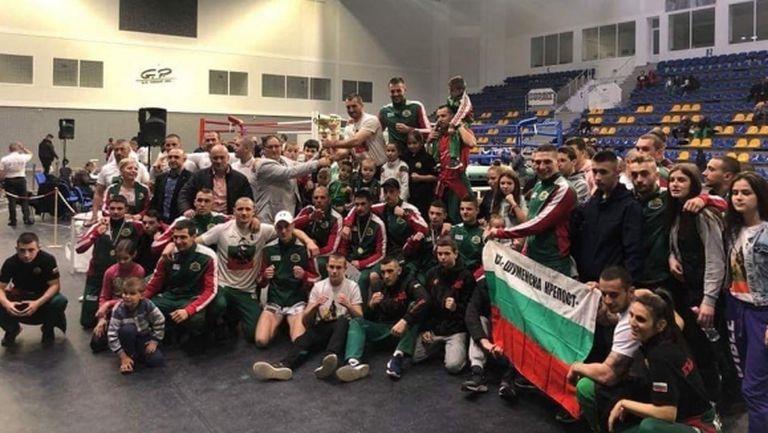 Над 200 участници на държавния шампионат по кикбокс в Шумен