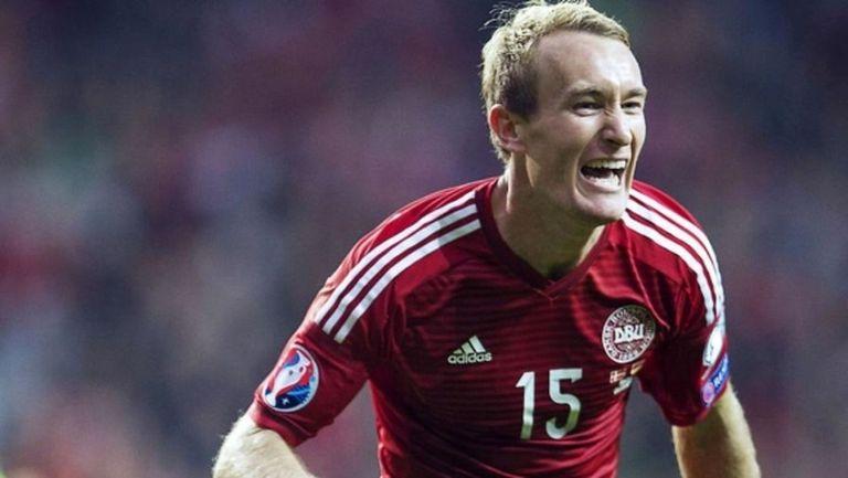 Бивш датски футболен национал е заразен с коронавирус