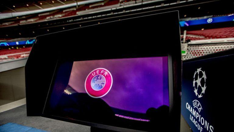 УЕФА въвежда по-дебели линии, за да бъдат избегнати засади от един сантиметър