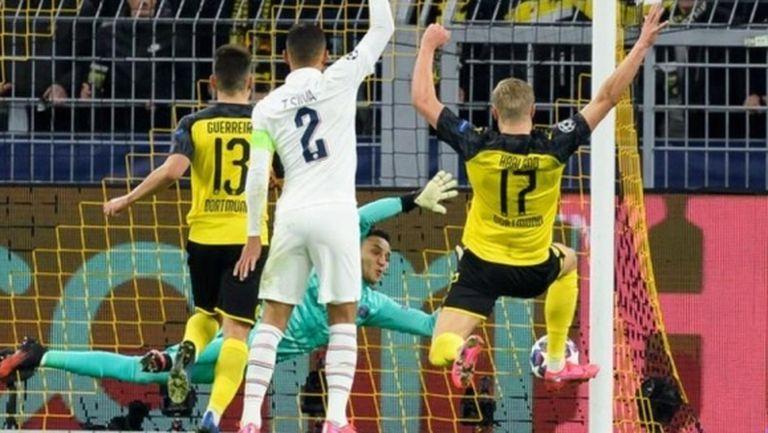 ПСЖ и Борусия (Дортмунд) ще играят при нормални условия