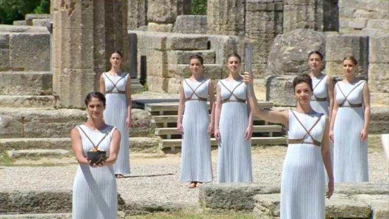 Предпазни мерки и на церемонията по предаване на олимпийския огън в Гърция