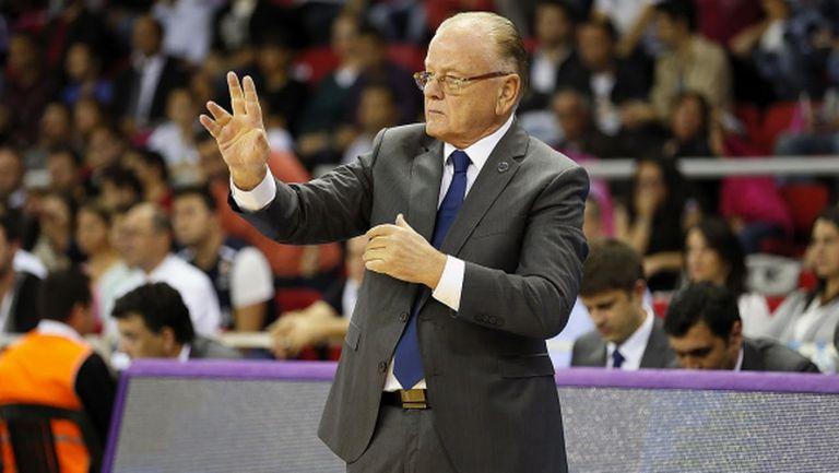 Легендарният Душан Ивкович: Невъзможно е европейският баскетбол да се сравнява с НБА