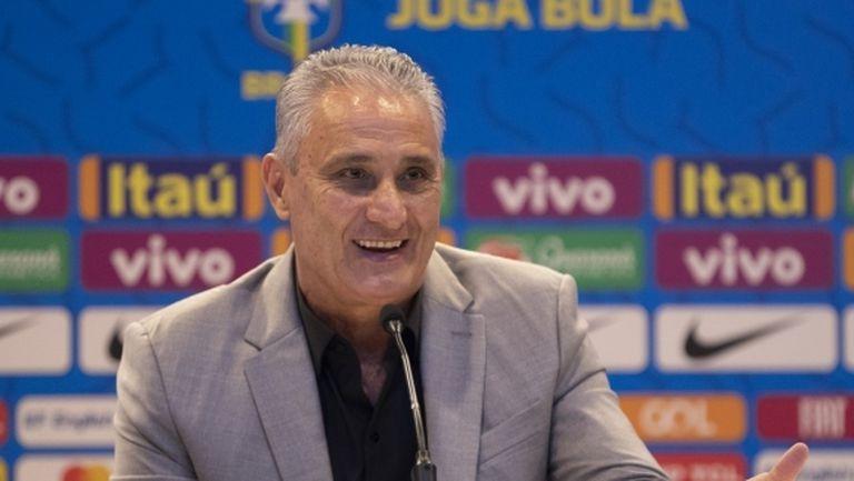 Дани Алвеш в състава на Бразилия за началото на квалификациите за Мондиал 2022