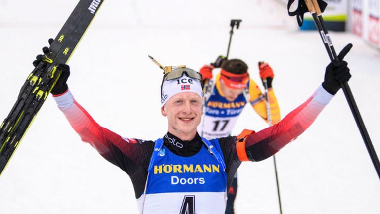Йоханес Тингнес Бьо спечели спринта в Нове Место, българите извън топ 30