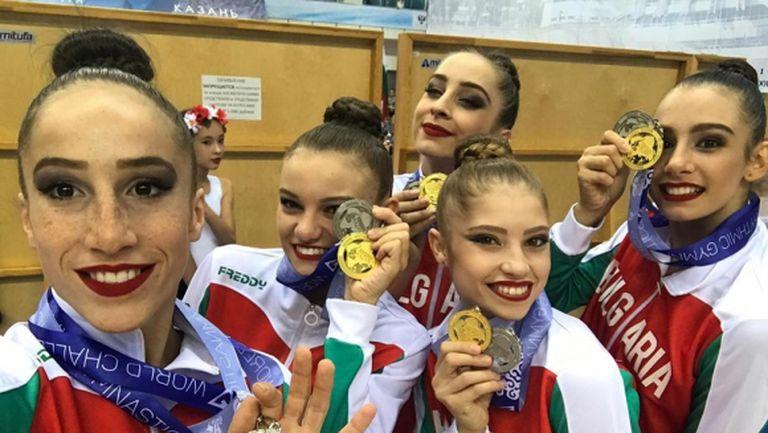 Отложиха Гран при турнира по художествена гимнастика в Марбея, българките няма да участват и на СК в Песаро