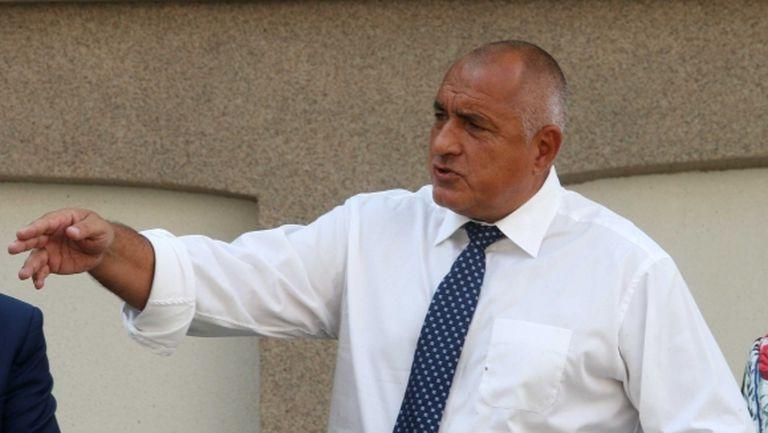 """Бойко Борисов: Тотото може да помогне на Левски, обещал съм козирка на """"сините"""""""