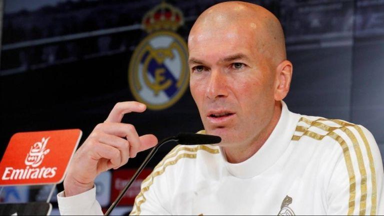 Зидан: Днес съм треньор на Реал Мадрид, утре това може да се промени