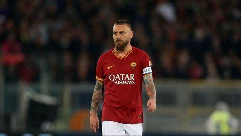 Де Роси отрече за завръщане в Рома