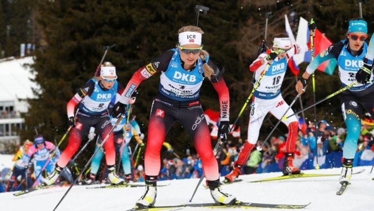 Норвегия спечели женската щафета в Нове Место