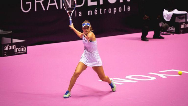 София Кенин се класира за финала в Лион