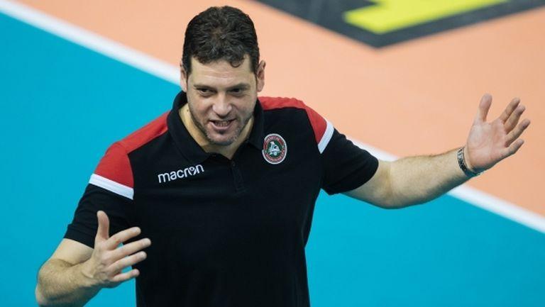 Пламен Константинов изведе Локомотив (Новосибирск) до спечелване на редовния сезон в Русия