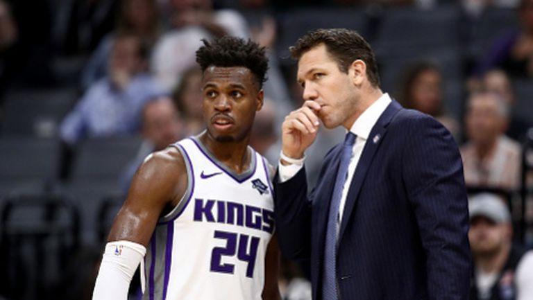 Фен към треньор в НБА: Ти си идиот! (видео)