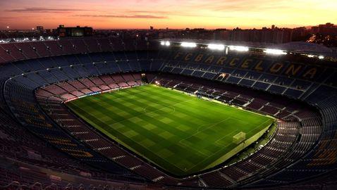 """""""Камп Ноу"""" ще остане празен за Барселона - Наполи"""