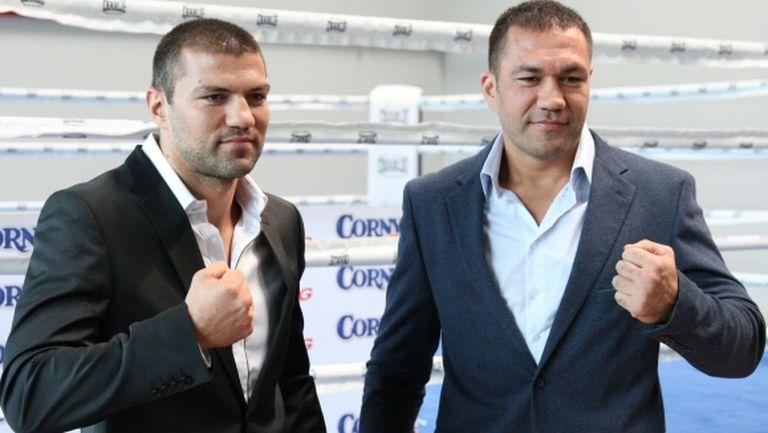 Тервел: Бързината ще е решаваща за изхода от мача между Кубрат и Джошуа