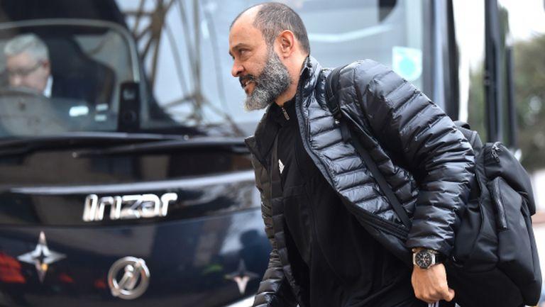 Уулвърхамптън поиска от УЕФА да отложи двубоя в Атина