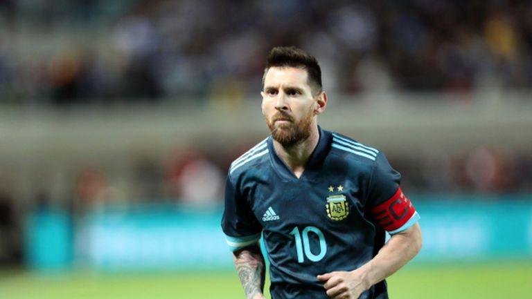 Аржентинците обявиха групата за следващите две квалификации