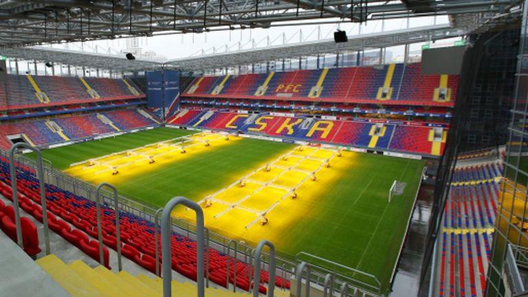 В Москва също взеха мерки при провеждането на спортни събития