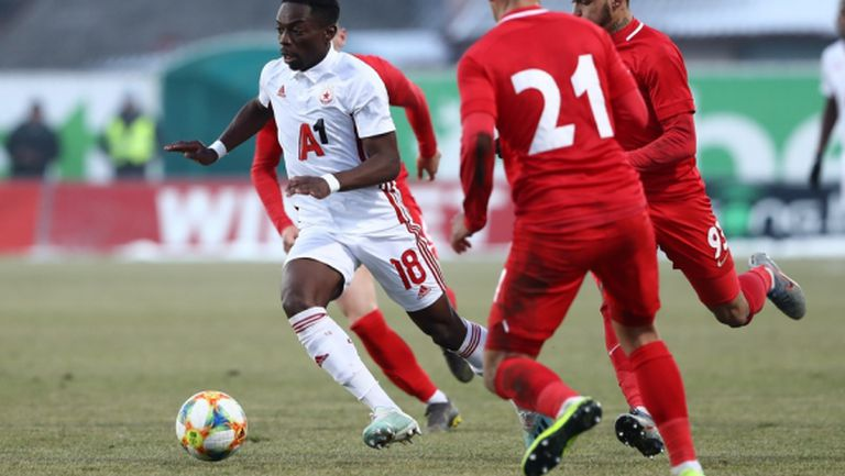 Играч на ЦСКА-София получи повиквателна за Конго, но се чуди дали да приеме