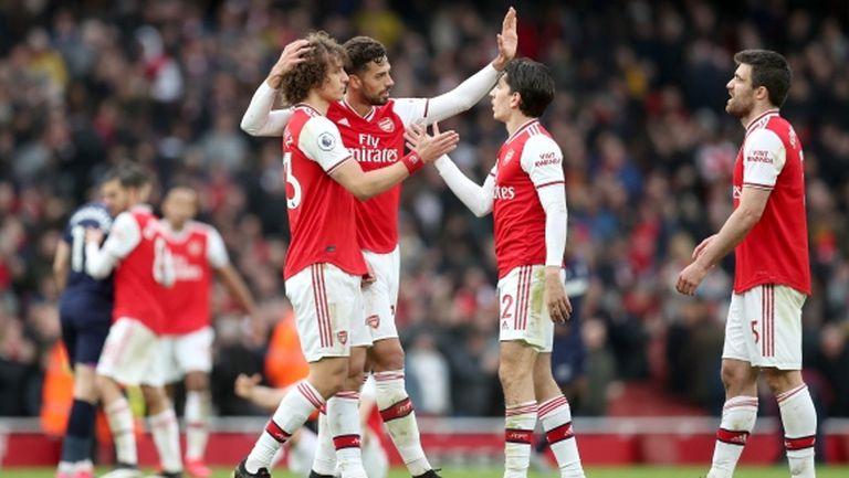 Следващият мач на Арсенал се очаква да се играе