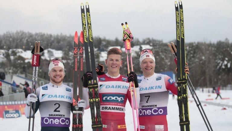 Норвегия няма да участва в последните стартове по ски бягане