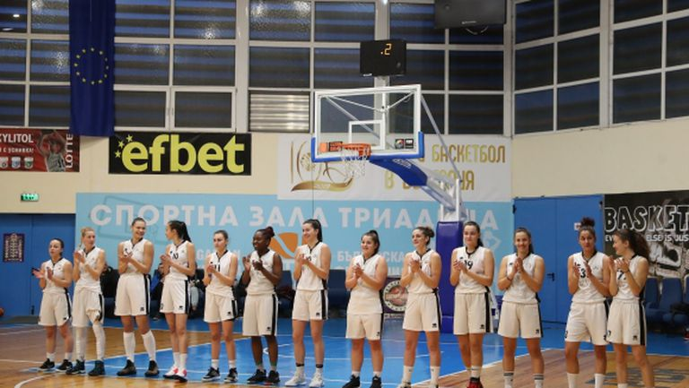 БК Славия преустановява тренировките на подрастващите