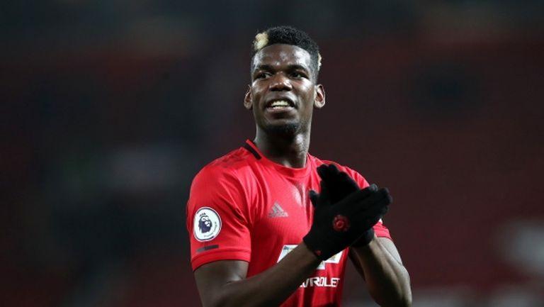 Погба може да изненада всички и да подпише нов договор с Манчестър Юнайтед