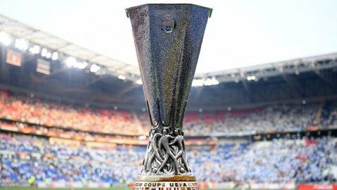 Официално: УЕФА отложи два мача от осминафиналите на Лига Европа