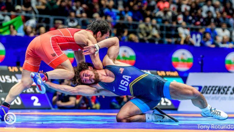 Отложиха европейската олимпийска квалификация по борба в Будапеща