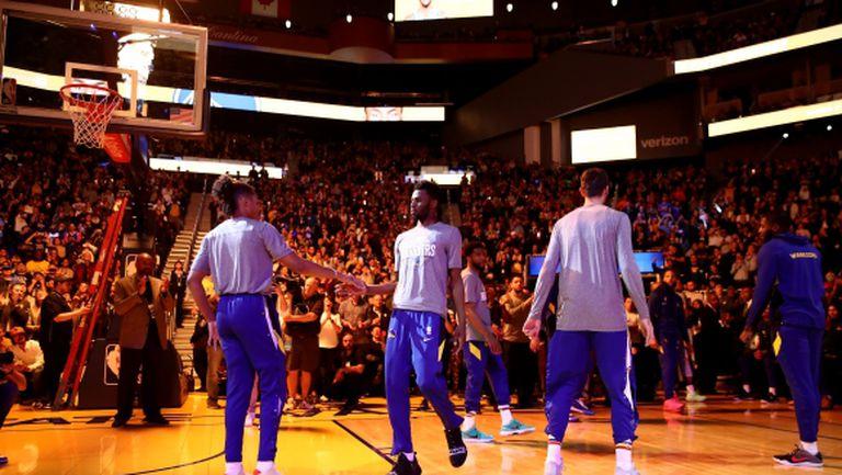 Коронавирусът засегна и НБА - Голдън Стейт домакинства пред празни трибуни
