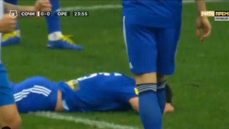Съмнения за уговорен мач след Сочи - Оренбург (видео)