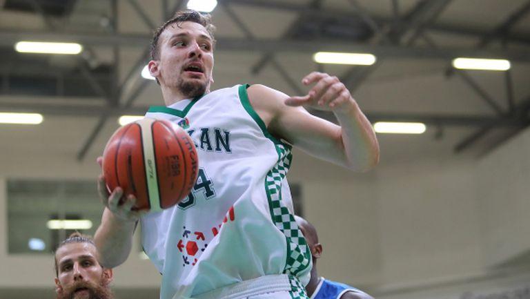 Димитър Димитров е баскетболист на годината, Таня Гатева с награда за най-добър треньор
