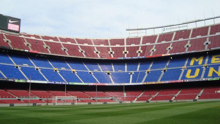Официално: футболът в Испания също спря