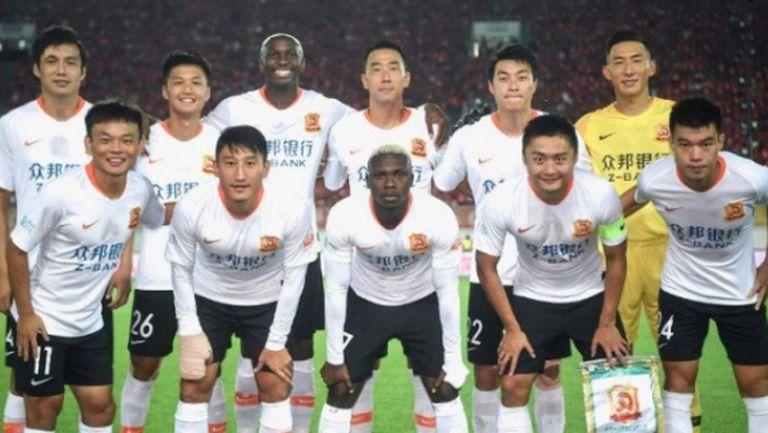 Китайският отбор бяга от Испания, защото там вече било по-опасно